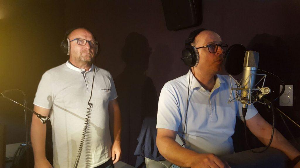 Mixage Framatome (Areva) : Laurent et Pascal