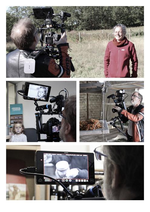 ClusterBio-K53-tournage